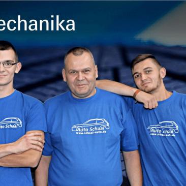 Auto Schaal auf der Automechanika Messe Frankfurt 2016