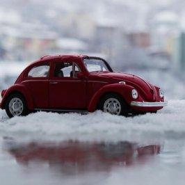 Die Autopflege im Winter