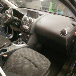 Innenraum Reinigung Nissan Qashqai