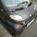 smart fortwo 450