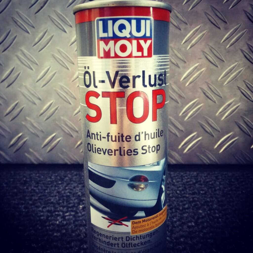 l verlust stop additiv liqui moly auto schaal. Black Bedroom Furniture Sets. Home Design Ideas