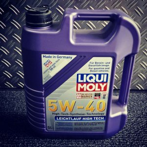 Motoröl 5W-40 Liqui-Moly HighTec