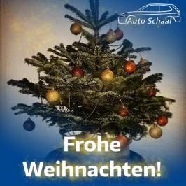Auto Schaal wünscht frohe Weihnachten 2017