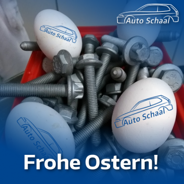 Frohe Ostern 2018!